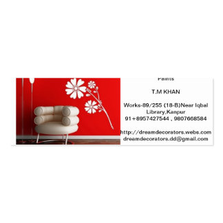 Dream Business Card Template