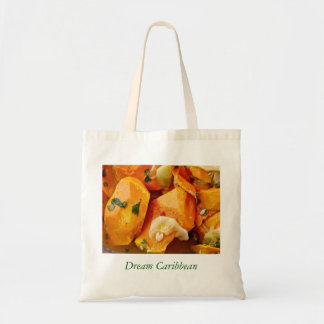 """Dream Caribbean - Tote Bag - Shopping Bag - Mango"