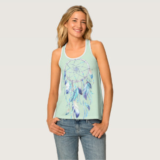Dream Catcher All-Over Print Racerback Tank Top