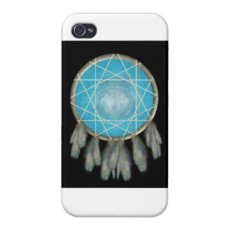 Dream catcher case for iPhone 4
