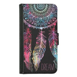 Dream Catcher Galaxy s5 Wallet Phone case