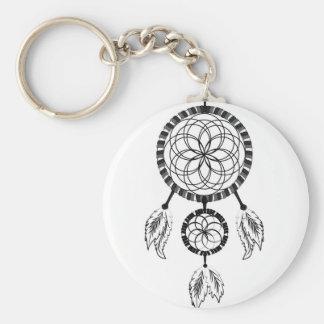 Dream catcher key ring