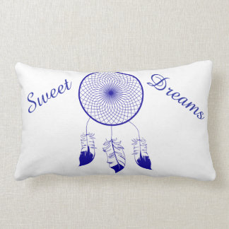 dream catcher sweet dreams double sided pillow