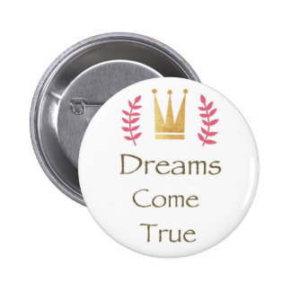 Dream Collection 6 Cm Round Badge