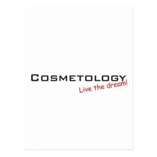 Dream / Cosmetology Postcard