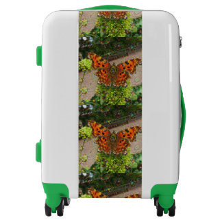 Dream Creatures, Butterfly, DeepDream Luggage