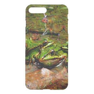 Dream Creatures, Frog, DeepDream iPhone 7 Plus Case