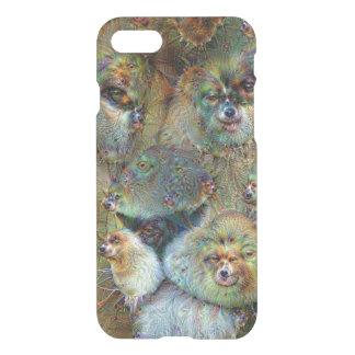 Dream Creatures, Lion, DeepDream iPhone 7 Case