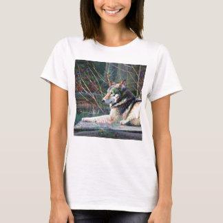 Dream Creatures, Wolf, DeepDream T-Shirt
