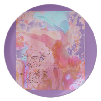 Dream Dancer Plate