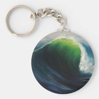 Dream Deep Wave Series Key Chain