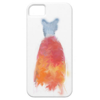 Dream Dress Illustration iPhone Case Barely There iPhone 5 Case