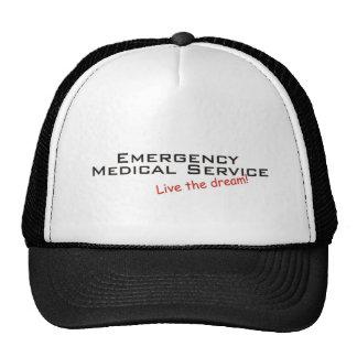 Dream / Emergency Medical Service Mesh Hats