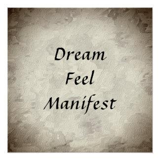Dream, Feel, Manifest
