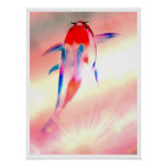 Dream Fish Motivational Poster