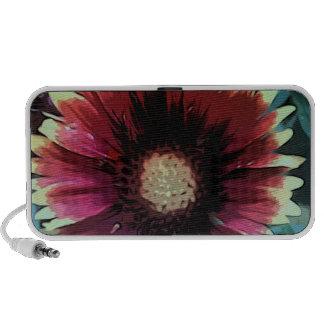 dream flower laptop speaker