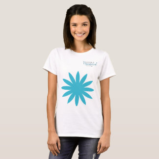 Dream Flower T-shirt by Living a Phenomenal Life