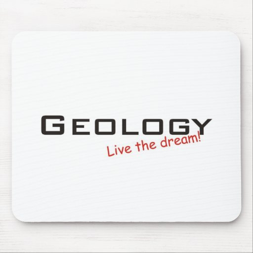 Dream / Geology Mouse Pad