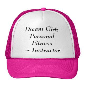 Dream Girlz Fitness Cap