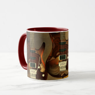 Dream Guitar - Grace Coffee Mugs