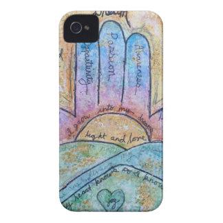 Dream Hamsa iPhone 4 Case