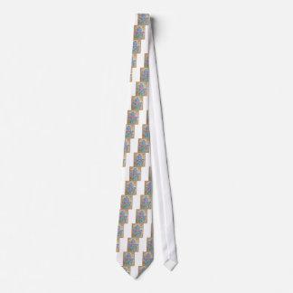 Dream Hamsa Tie