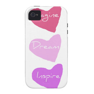 Dream Hearts iPhone4 Case iPhone 4/4S Cover