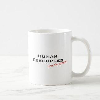 Dream / Human Resources Basic White Mug
