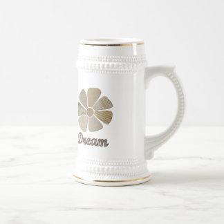 Dream Inspiration Collage Beer Steins