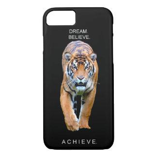 Dream it believe it achieve it motivation quote iPhone 7 case
