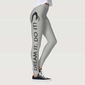 DREAM IT. DO IT gymnastics, All-purpose leggings! Leggings