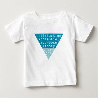 dream job formula baby T-Shirt