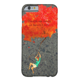 DREAM LEAVES by Slipperywindow Barely There iPhone 6 Case