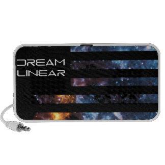 Dream Linear Dream Flag Speaker