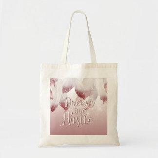 Dream Love Hustle Tote Bag
