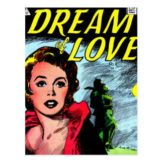 Dream Love Postcard