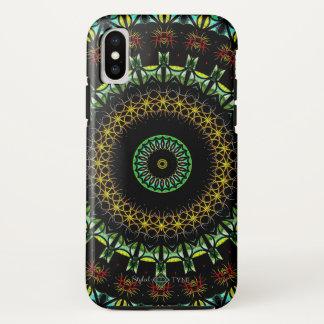 Dream Mandala iPhone X Case