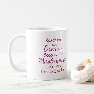 Dream Masterpiece Buckeye Tree Sprout Mug