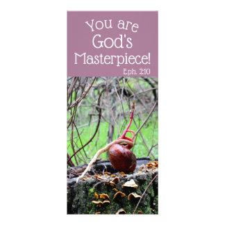 Dream Masterpiece Buckeye Tree Sprout Rack Card