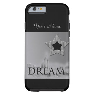 Dream New York City Personalize Name Iphone Case