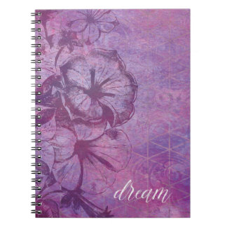 Dream Notebook Purple