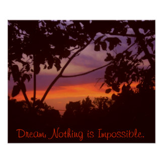 Dream: Nothing is Impossible Poster