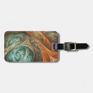 Dream of Jupiter Travel Bag Tags