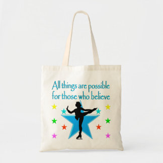 DREAM OF SKATING TOTE BAG