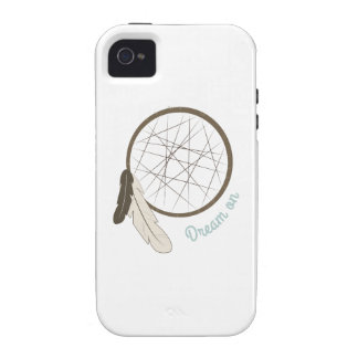 Dream On Case-Mate iPhone 4 Cover