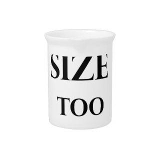 dream  one size pitcher
