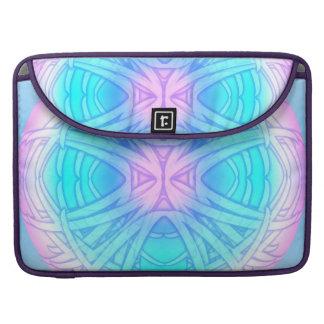 Dream Orb Mandala MacBook Pro Sleeves