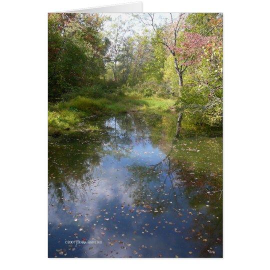 Dream Pond Card