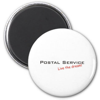Dream / Postal Service Refrigerator Magnet