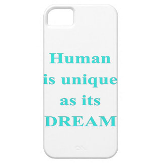 Dream Quote iPhone 5 Case